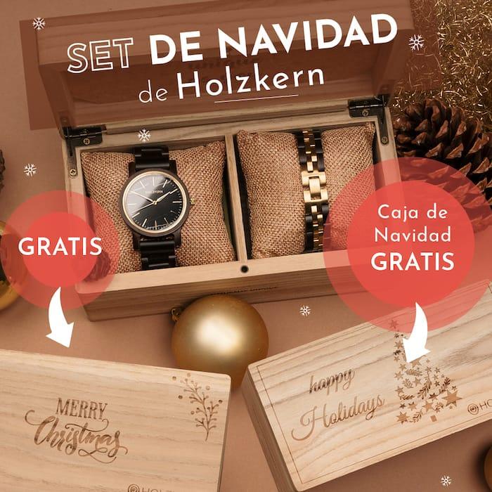 Set de Navidad de Holzkern