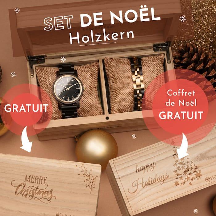 Set de Noël Holzkern