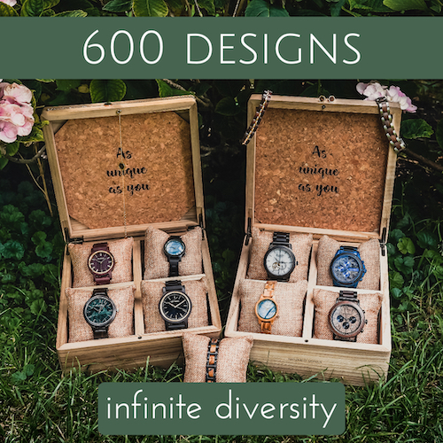 More than 600 Designs - Unlimited possibilities!