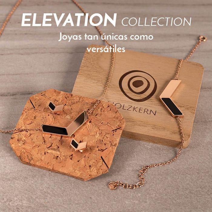 Las joyas de la Elevation Collection