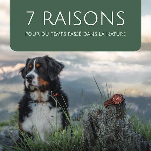 7 raisons pour lesquelles tu devrais passer plus de temps dans la nature