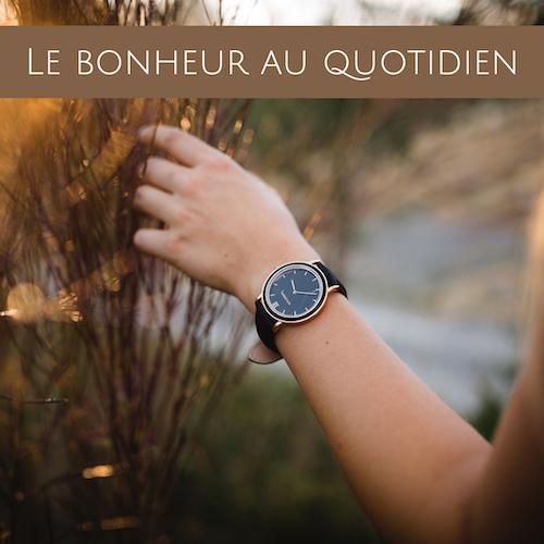 Ta montre en bois Holzkern est un appel à la joie de vivre !