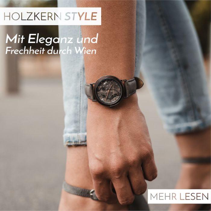 Mit Eleganz und Frechheit durch Wien