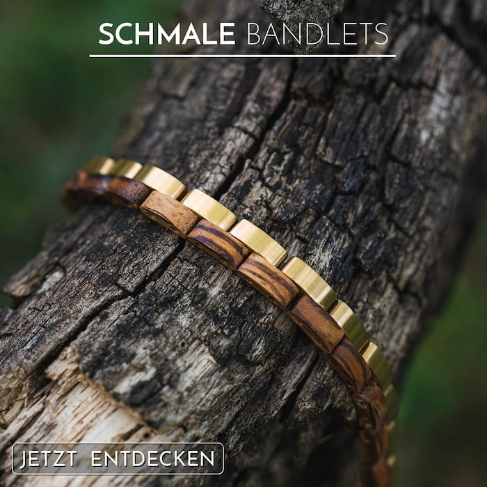 Schmale Bandlets