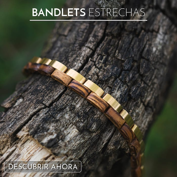 Bandlets estrechas