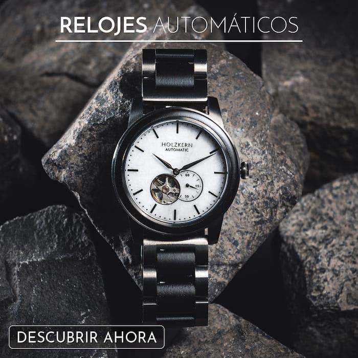 Relojes automáticos