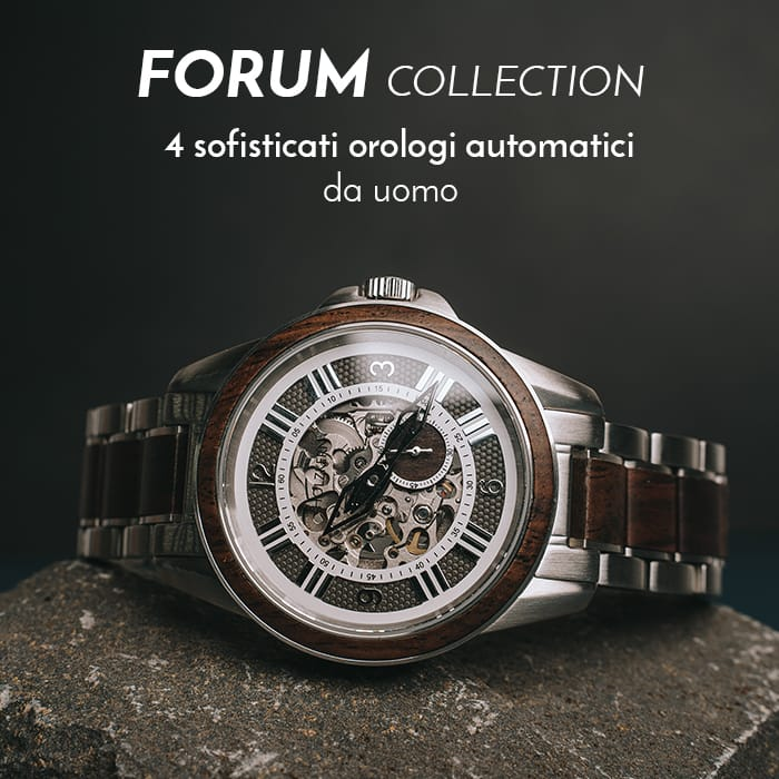 The Forum Collection (43mm)