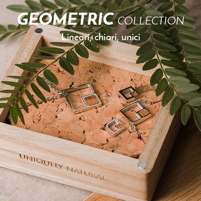 I Gioielli della Geometric Collection