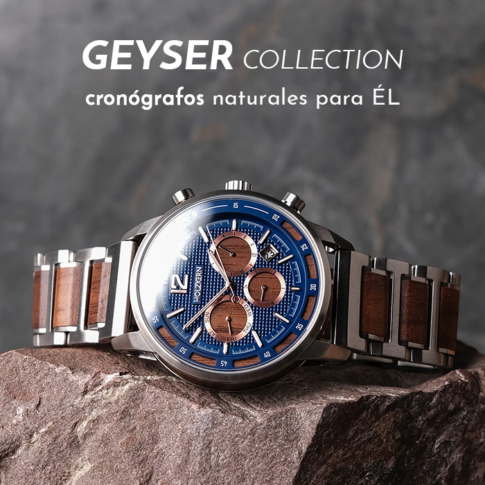 The Geyser Collection (43mm)