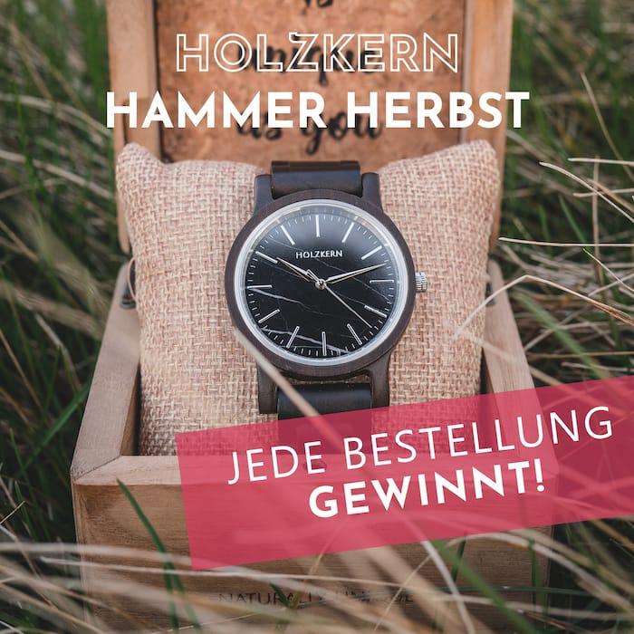 Holzkern Hammer Herbst 2020