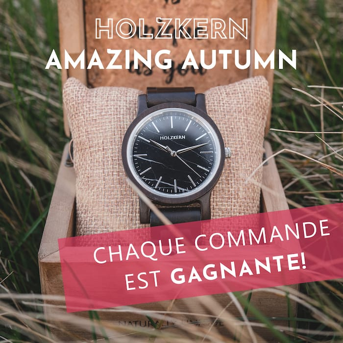 The Amazing Autumn Holzkern 2020