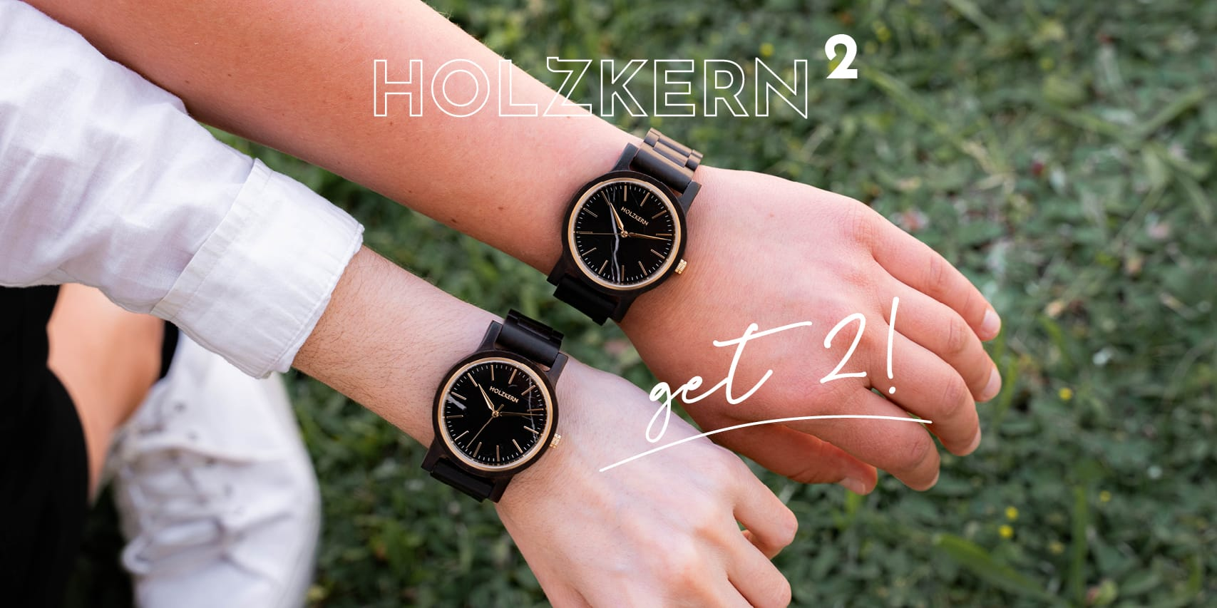 Holzkern Doubled