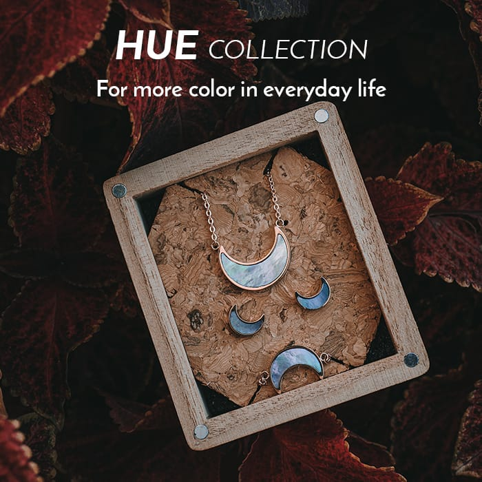 The Hue Jewelry Collection