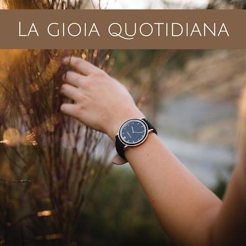 Il vostro orologio Holzkern come simbolo di un giorno felice!