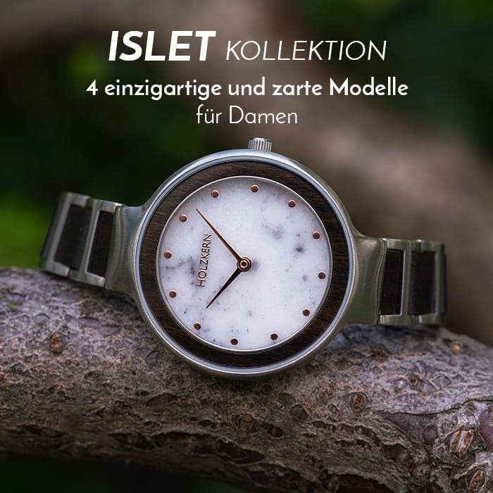 Die Islet Kollektion (38mm)