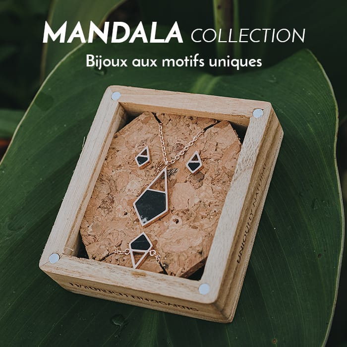 Les parures de la Mandala Collection