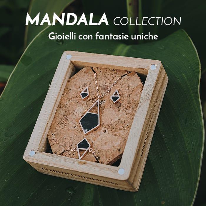 I gioielli della Mandala Collection