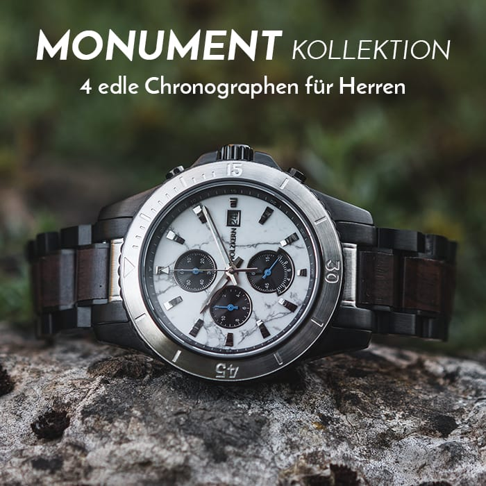 Die Monument Kollektion (42mm)