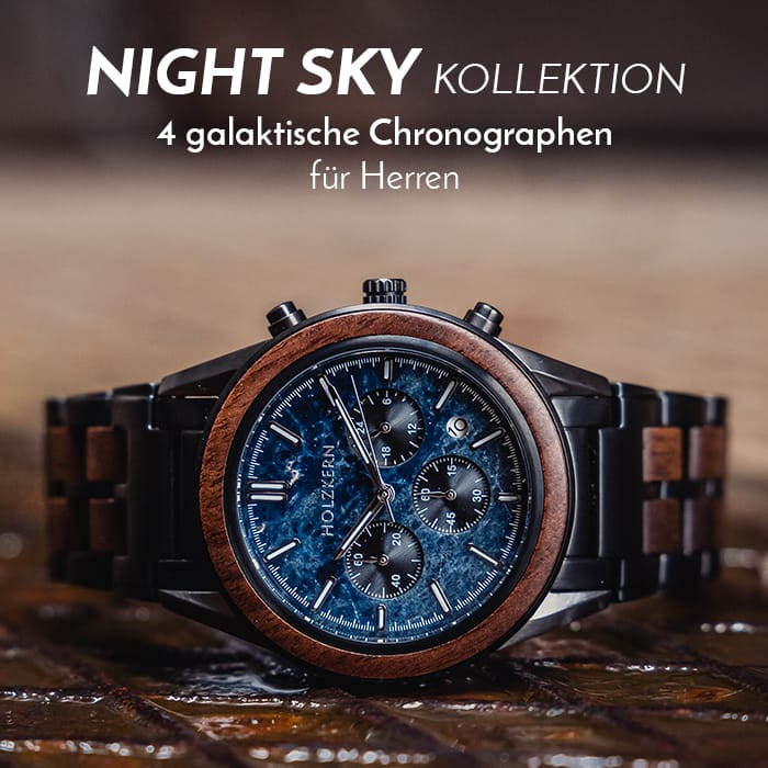 Die Night Sky Kollektion (43mm)