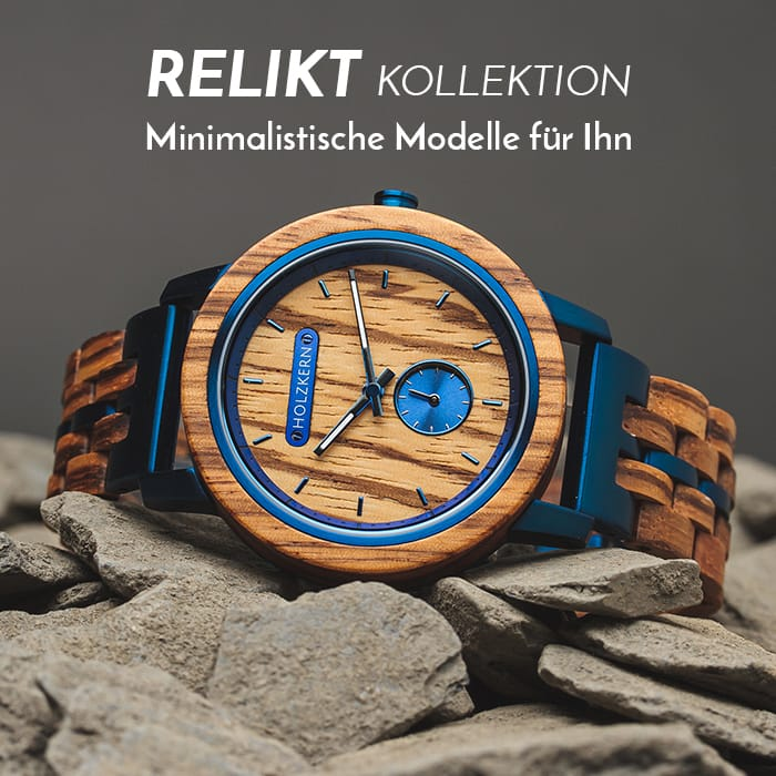 Die Relikt Kollektion (41mm)