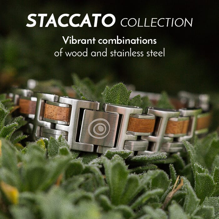 The Staccato Bandlet-Collection