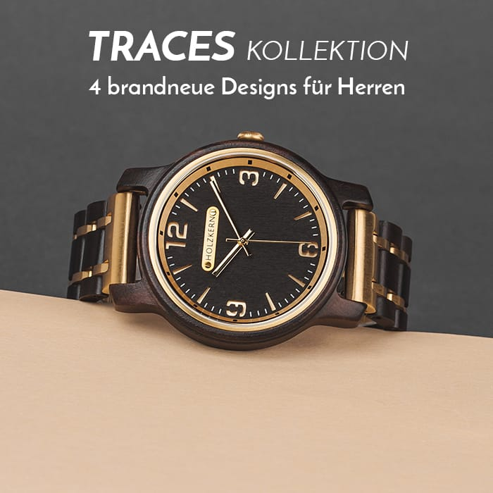 Die Traces Kollektion (42mm)