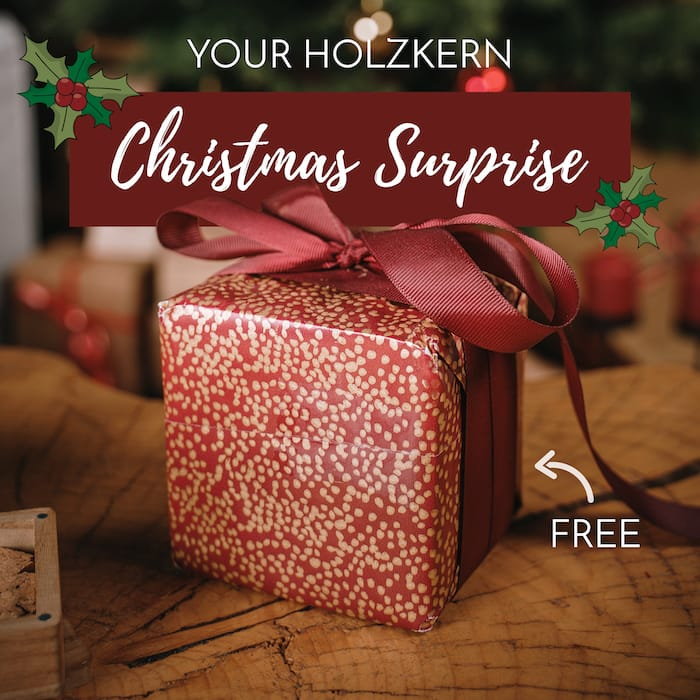 Your Holzkern Christmas Surprise