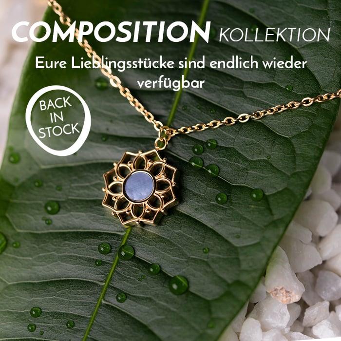 Die Composition Schmuck-Kollektion