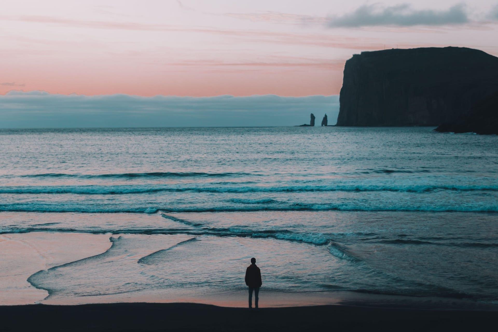 Färöer Inseln - Tjørnuvík - Teil 1