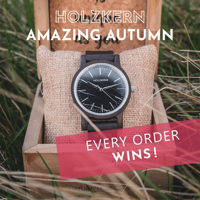 Every order wins!