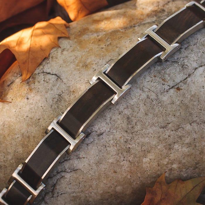 Leadwood/Silber