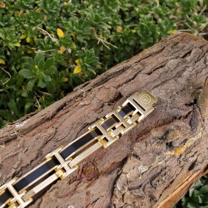 Leadwood/Gold