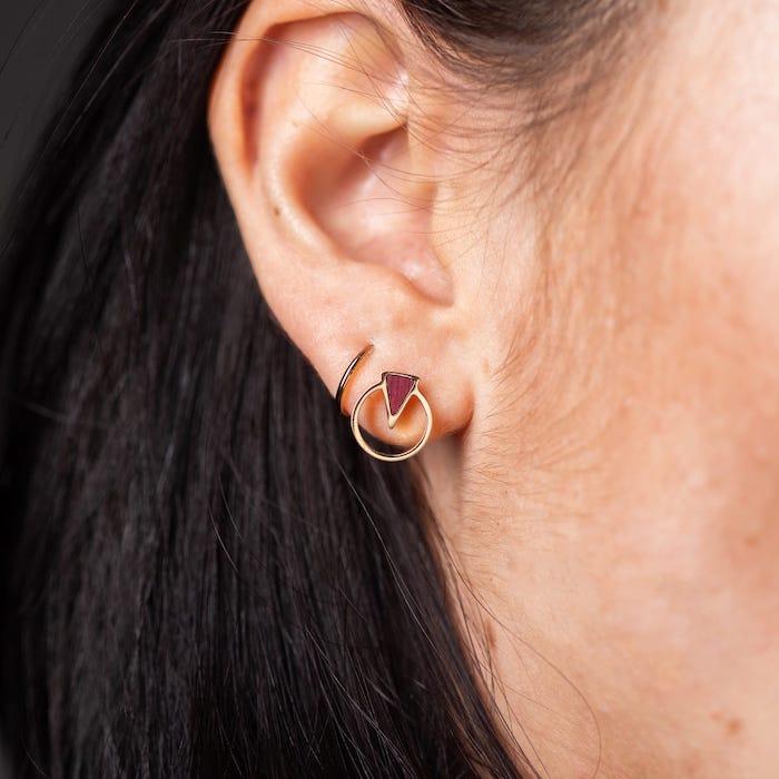 Focus Earrings