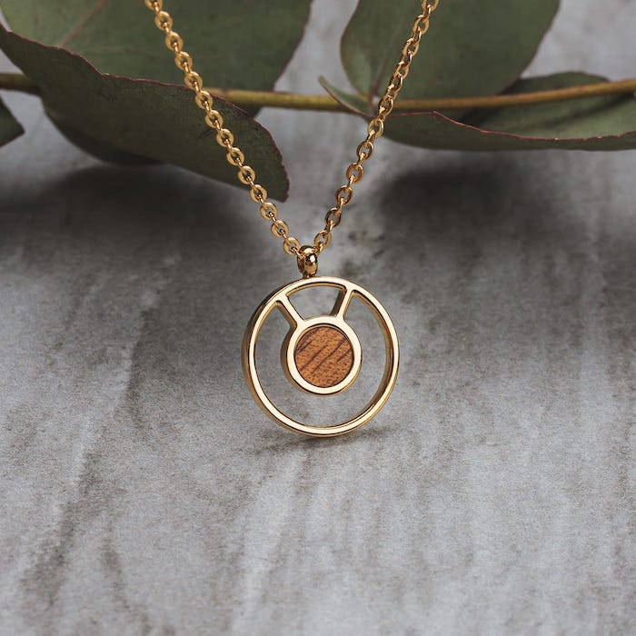 Concentric Necklace