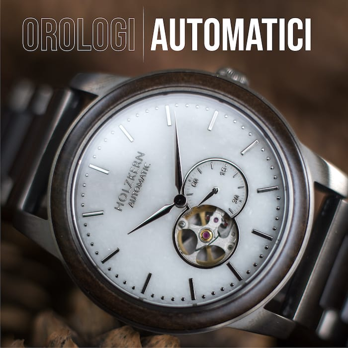 I nostri orologi automatici
