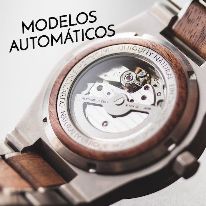 Nuestros modelos automáticos