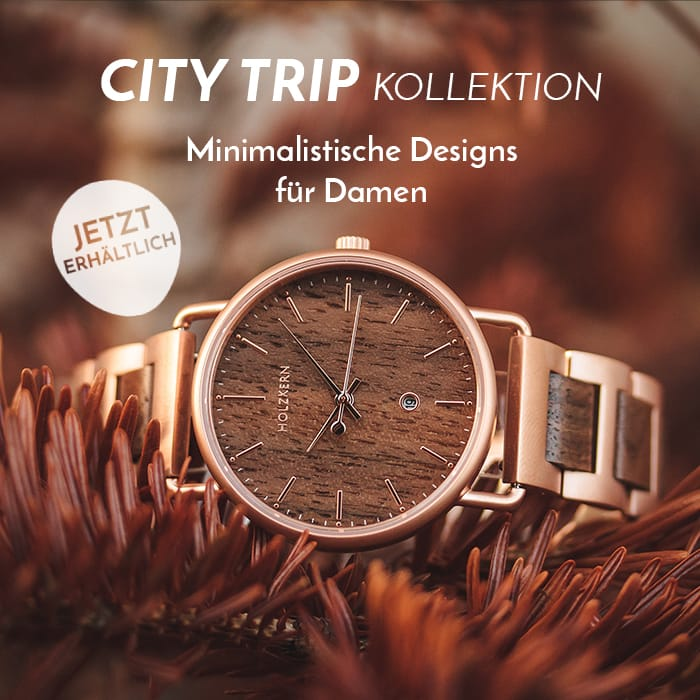 Die City Trip Kollektion (36mm)