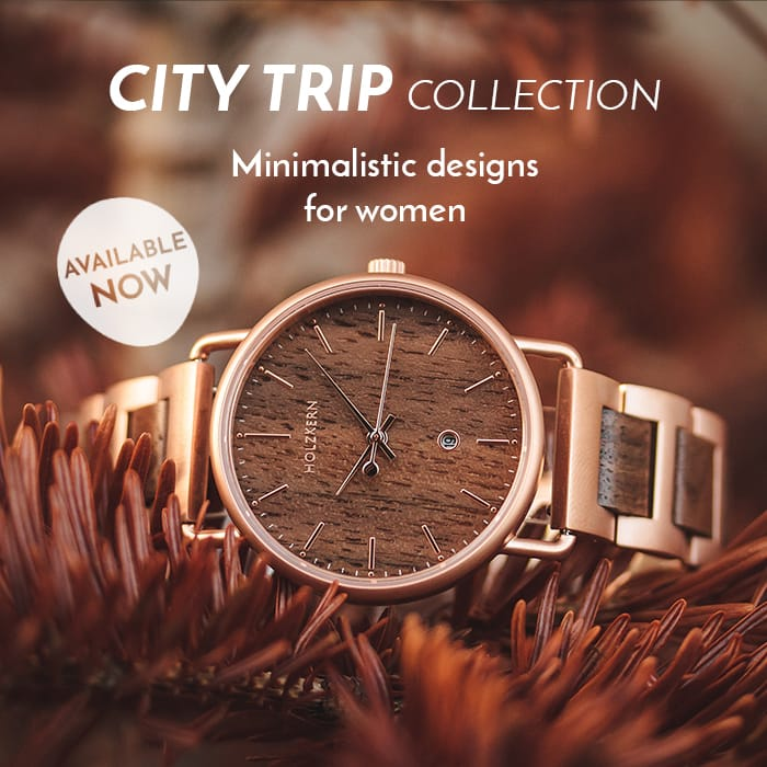 The City Trip Collection (36mm)