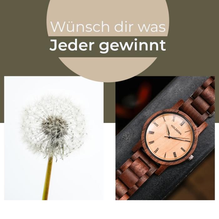 Holzkern Dandelion