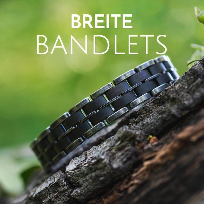 Breite Bandlets