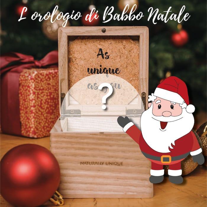 L'orologio di Babbo Natale