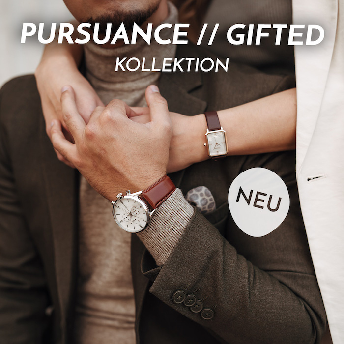 Pursuance trifft Gifted