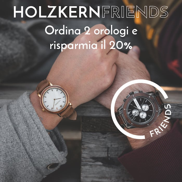 Holzkern Friends Rabatt 1 IT