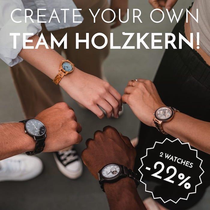 Holzkern Team