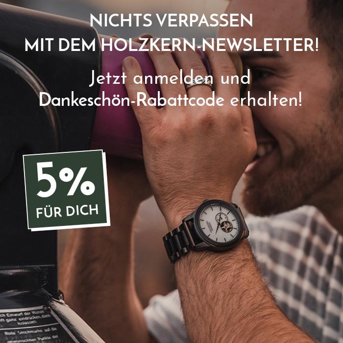 Holzkern Newsletter