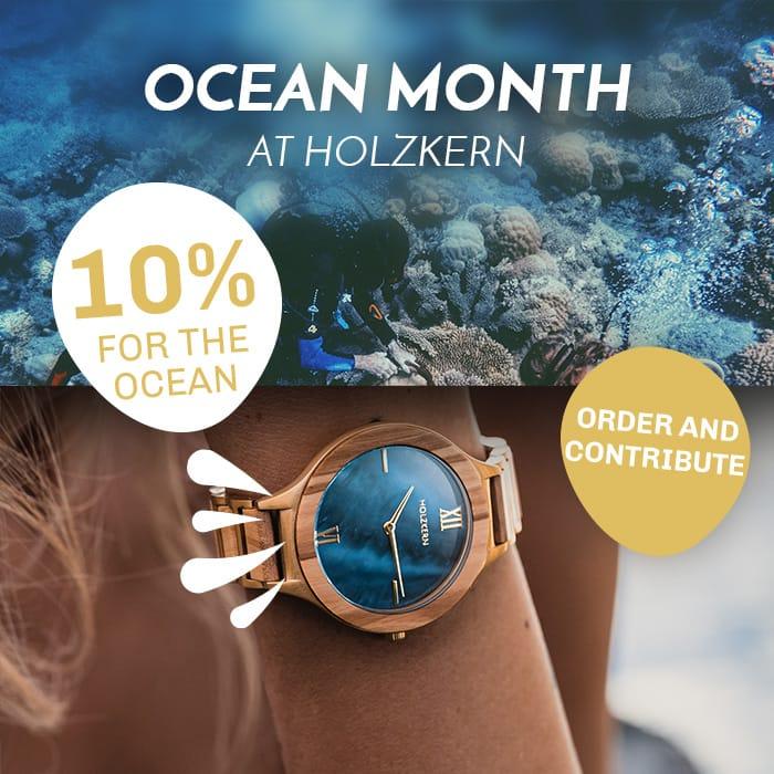 Holzkern Ocean Month