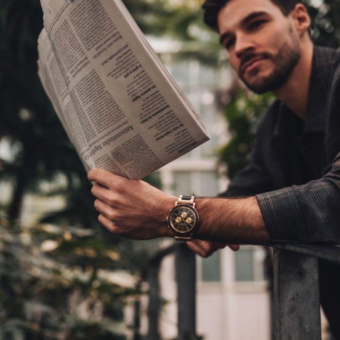 Elegante Uhren Slider ES 1