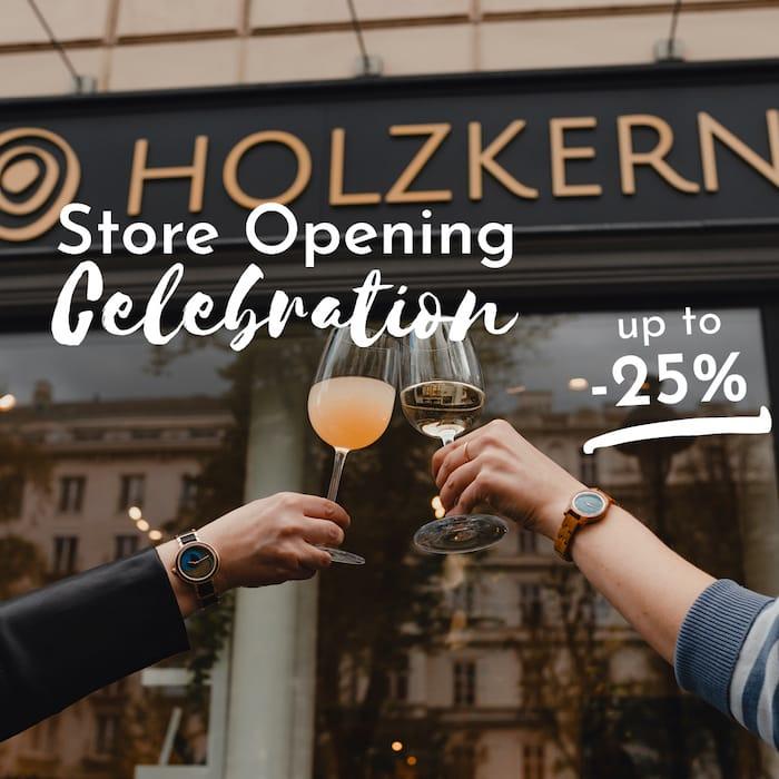 Holzkern Store Opening Celebration