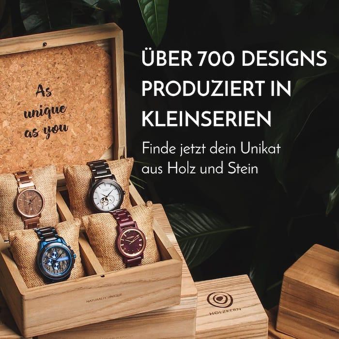Über 700 einzigartige Designs!