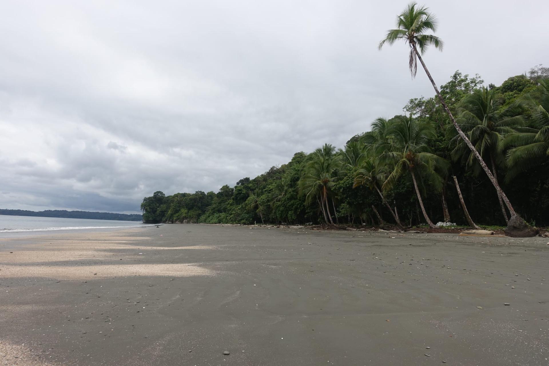 Spiaggia colombiana